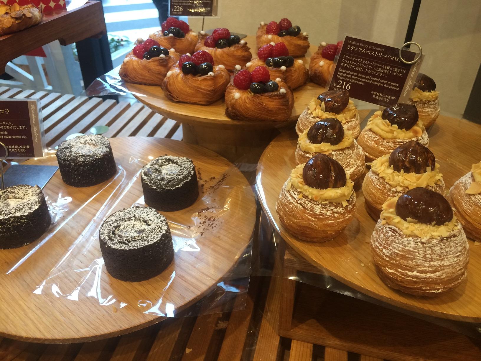 Japanese Bakeries – Some Japan